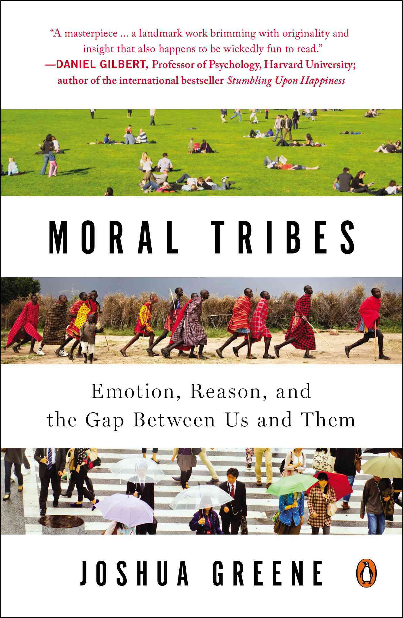 Moral Tribes By Greene, Joshua